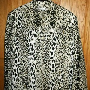 STUNNING JACKET BY COMPLIMENTS SIZE 14 LINED